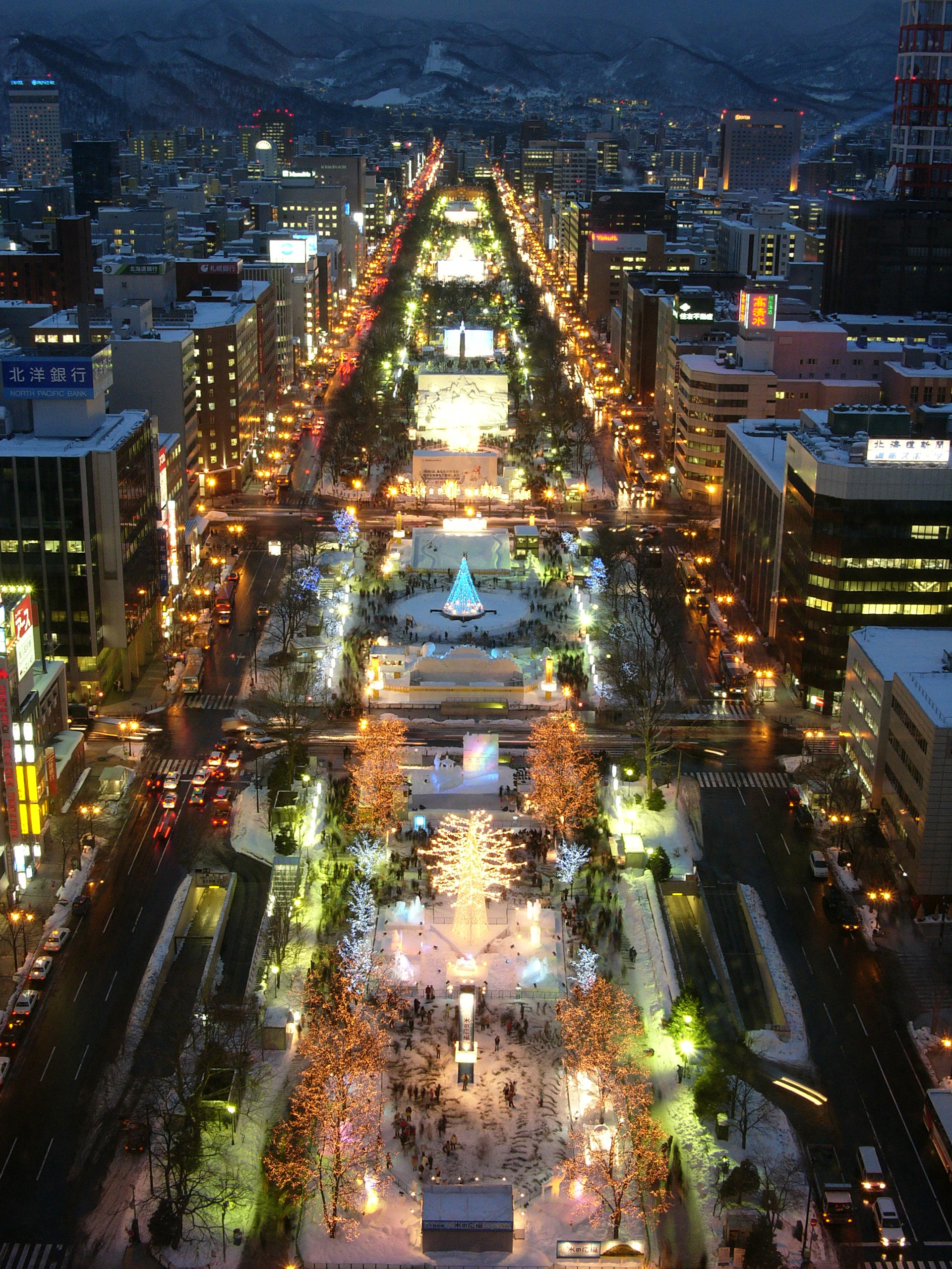 sapporo big and beautiful singles 50 things to do in sapporo  served with corn and a nice big chunk of  a strong case for the title of most beautiful building in sapporo,.